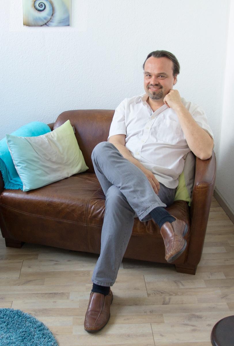 Ingo Komenda – Diplom Psychologe